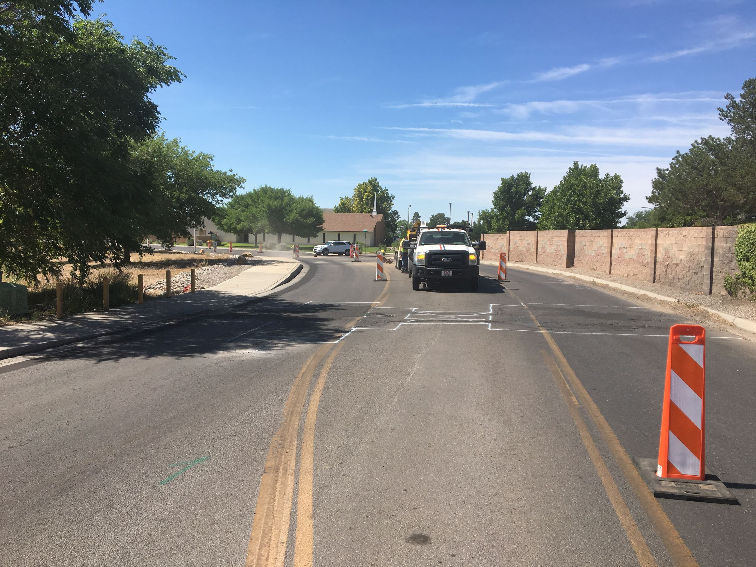 NEIGHBORHOOD STREETS IMPROVEMENT PROJECT